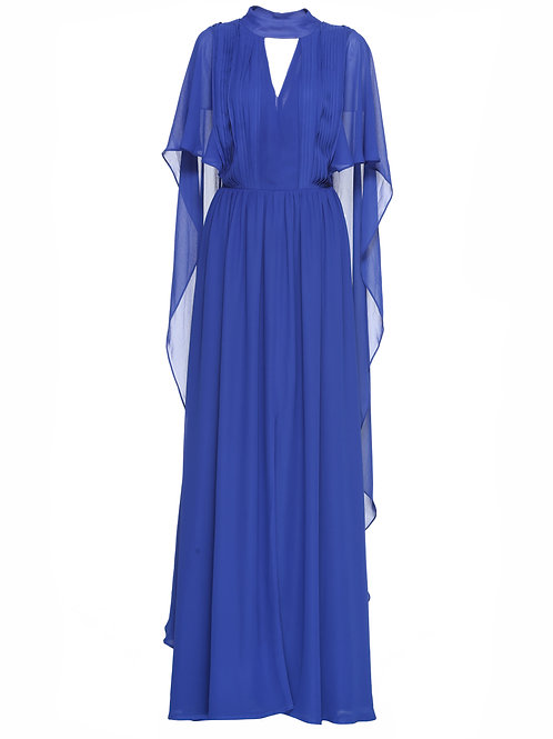 ref: SZ100114 - Chiffon Maxi Dress