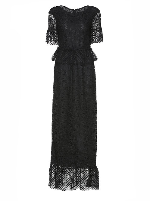 ref: SZ100108 - Lace Maxi Dress