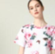 Tee Print Ladies Wear