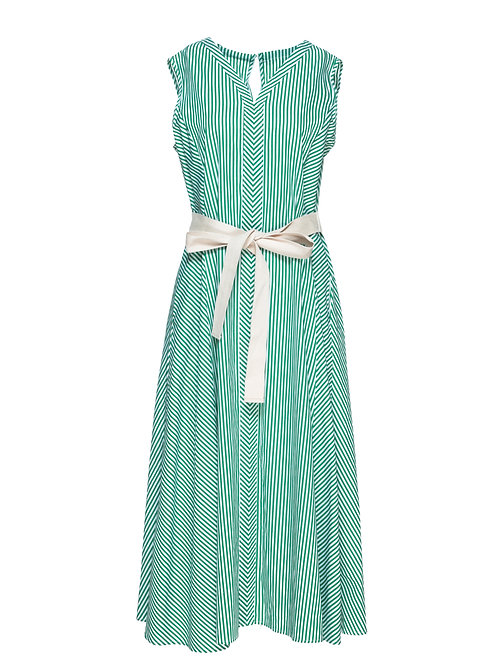 FTW23 - Ladies' Woven Middle Dress
