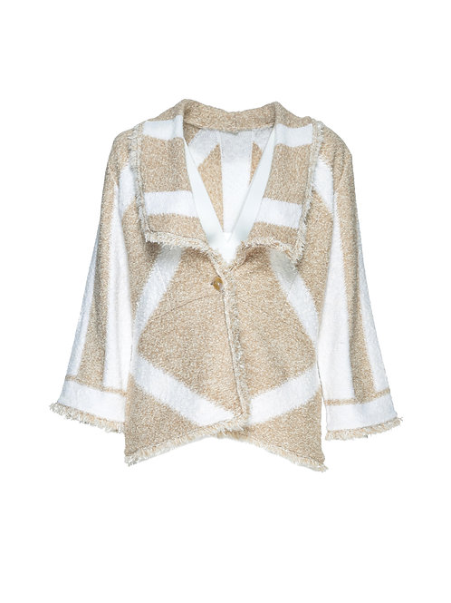 FTS21 - Ladies' Knitted Cardigan