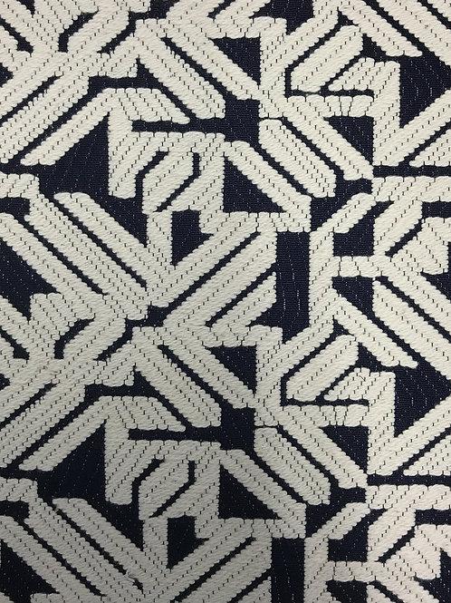 JA0243 - Geometric Pattern Woven Jacquard