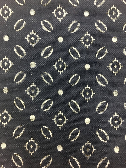 KN0887 - Patterned Knitted Fabric