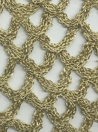 FTS28 - Metal Tape Embroidery Pattern