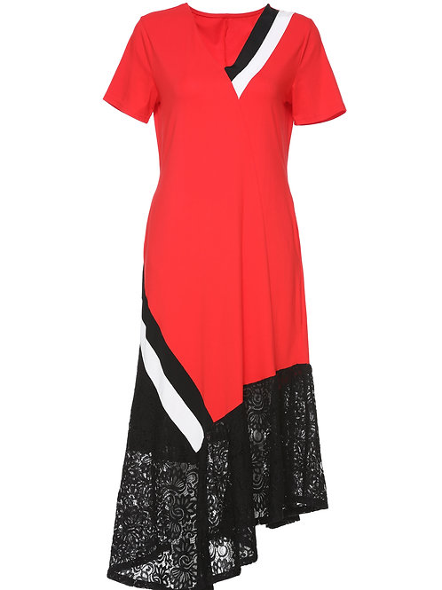 FTW01 - Ladies' Woven Middle Dress