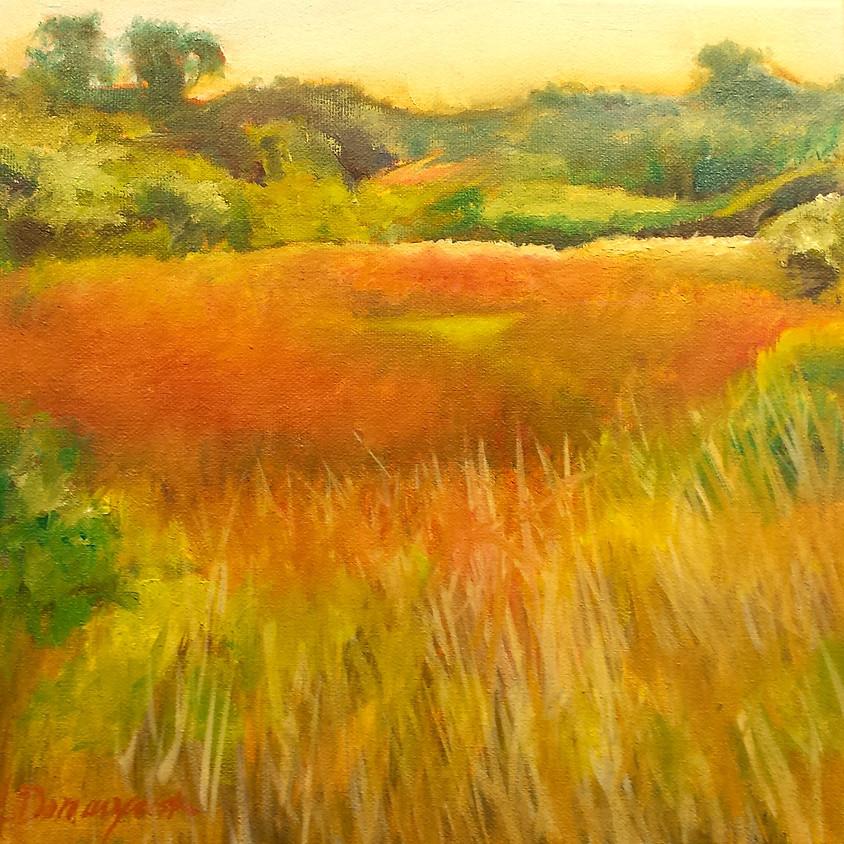 Landscape Painting I & II