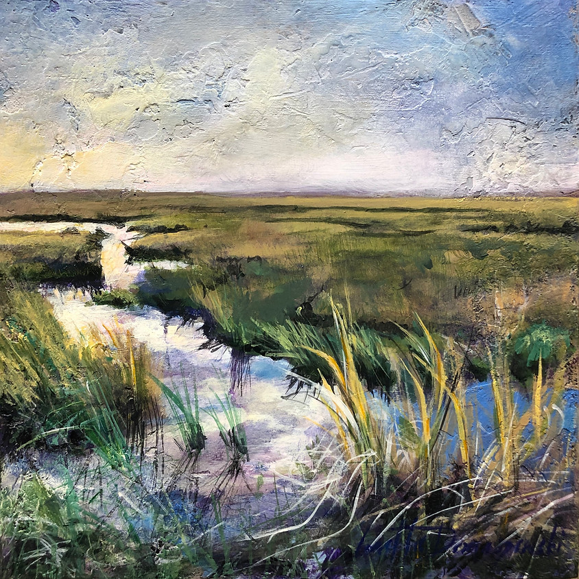 PAINT THE WETLANDS: Saturday May 9