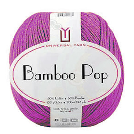 Bamboo Pop Solid - Warm Colors