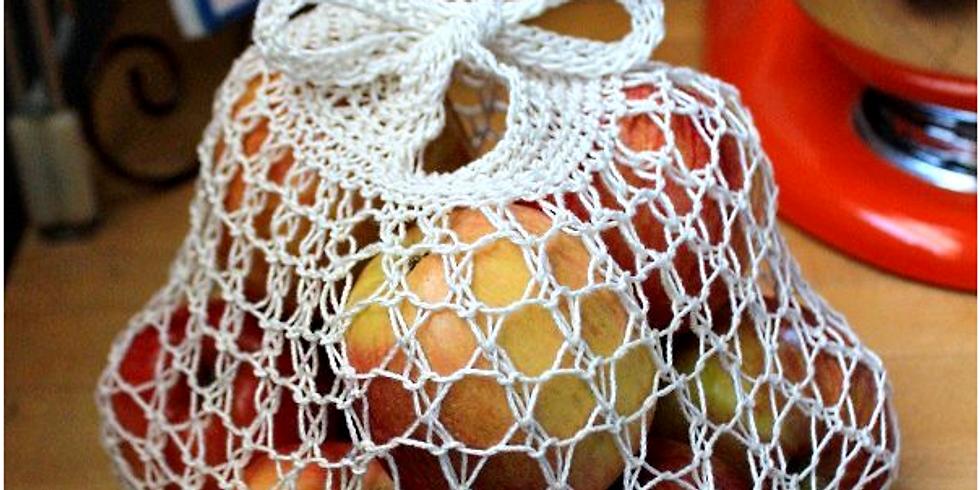 Knit Produce Bag Workshop