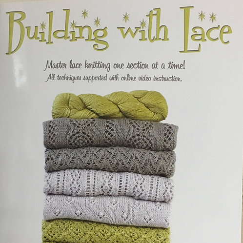 Building With Lace by Michelle Hunter