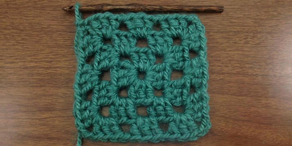 Learn to Crochet Granny Squares at Four Seasons Farmers and Artisans Market