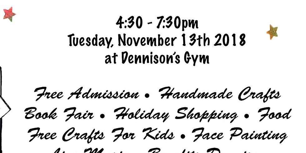 Dennison Elementary Craft Fair