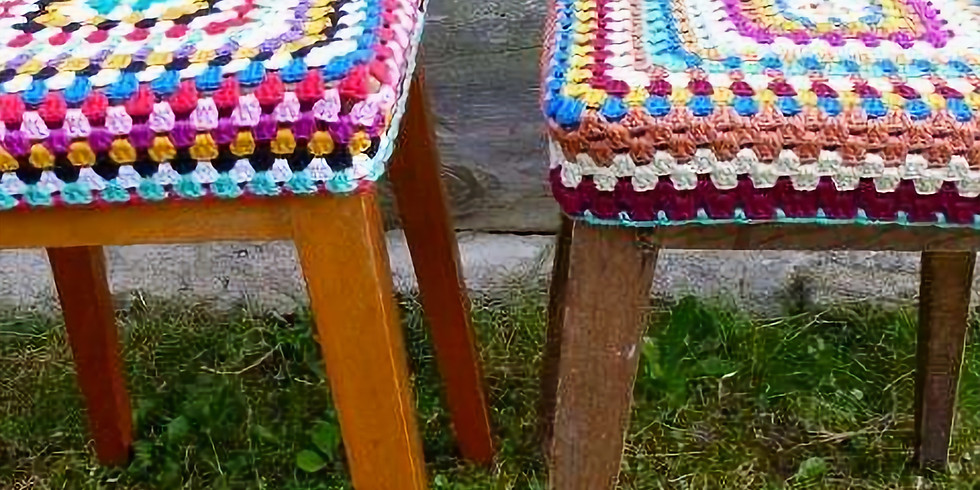 Introduction to Crochet at Grandma's House