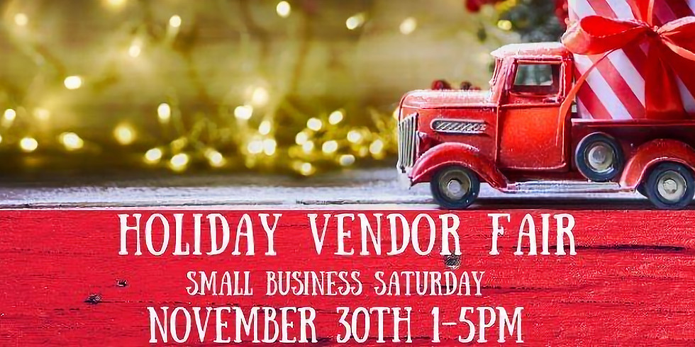 Holiday Vendor Fair at Welcome Home Brewery