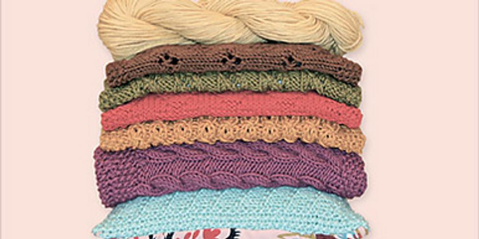 Week 9 Knitting Building Blocks Class