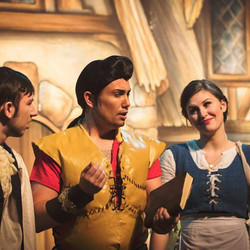 Gaston, Bele