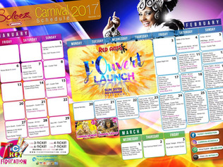 The Documoment We've Been Waiting For... Carnival 2017 Schedule!