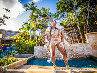 Embrace T&T Carnival 2018 through the Eyes of TEAMDWP & LP:TS... Another Jamaica Observer Feature