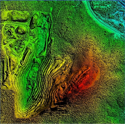 Digital Elevation Mapping