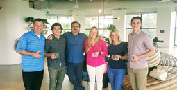 Torrey Project Startups: LyfBox and \STR\, a stellar company