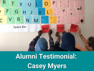 Torrey Project Alumni: One Digital World