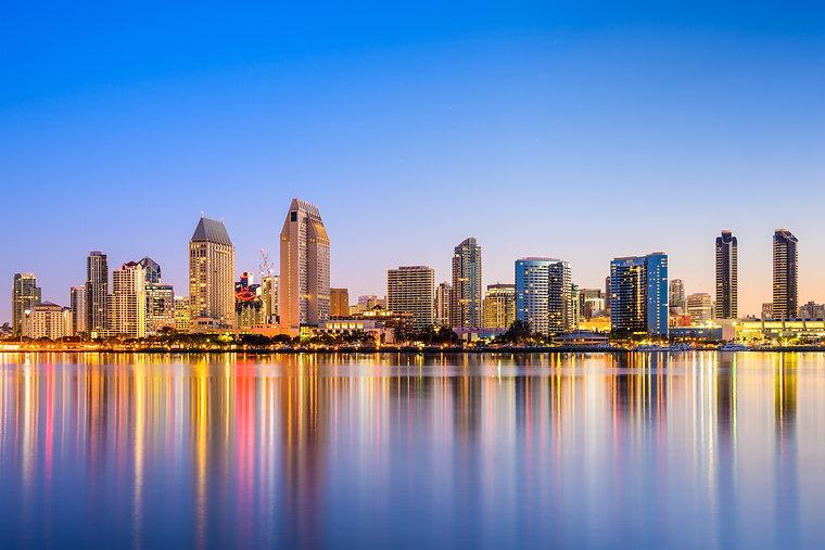 San Diego Skyline Torrey Project