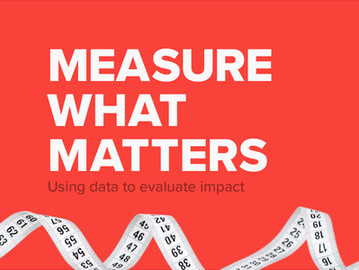What Gets Measured, Gets Managed
