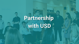 Torrey Project Partners with USD