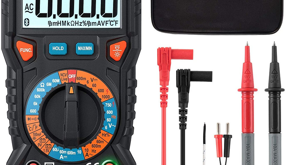 Tilswall Digital multimeter