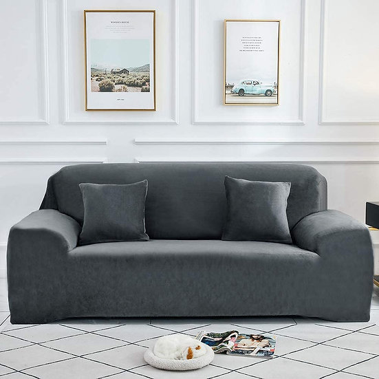 Sofa cover for 1-4 seaters