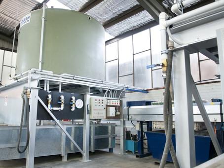 Below is Monarc's Environmental  chemical analysis of slurry undertaken on behalf of Cut and Clean