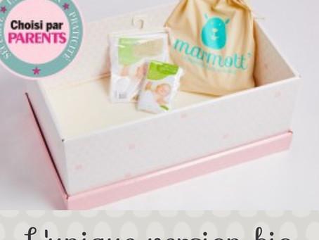 La Baby box de chez Marmott'