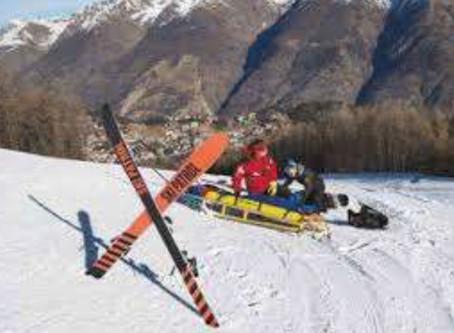 Profitez de votre séjour au ski en toute sécurité.