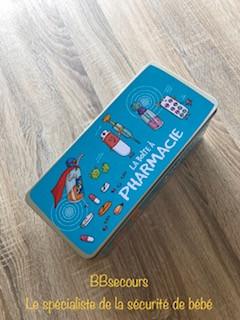 Tous les indispensables de la boite à pharmacie pour bébé
