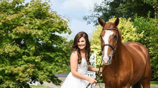 Corick House Wedding County Tyrone
