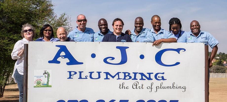 AJC Plumbing Team