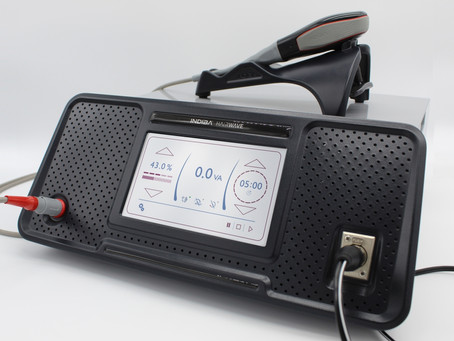 New Radiofrequency Device for Hair Health and Beauty by INDIBA®