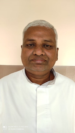 An Interview with Father Raju