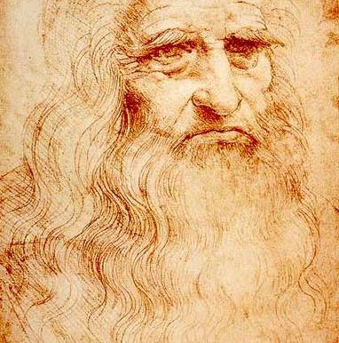 April 15 Leonardo da Vinci's Birthday