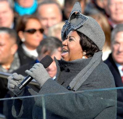 Obituary of Aretha Franklin