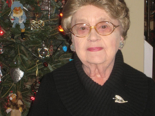 Obituary of Caroline Fisher Living a Catholic Life