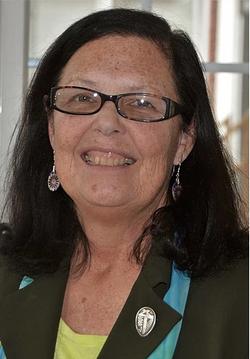 Sister Sharon Dillon, S.S.J.