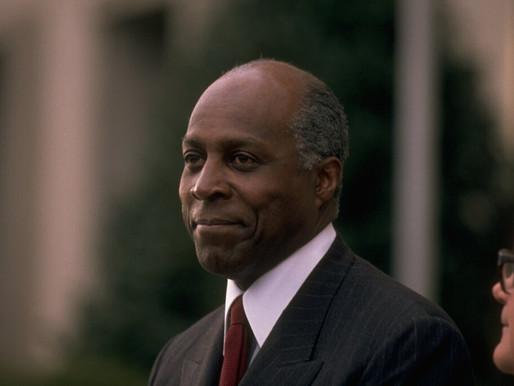 Vernon Jordan Jr. 1935-2021