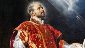 Anniversary of the Founding of the Jesuits September 27