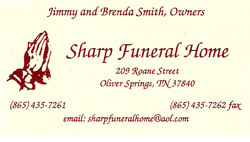 Sharp Funeral Home