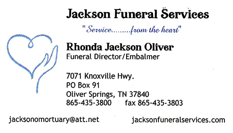 Jackson Funeral Services