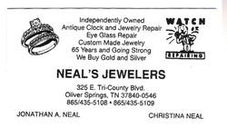 Neal's Jewelers