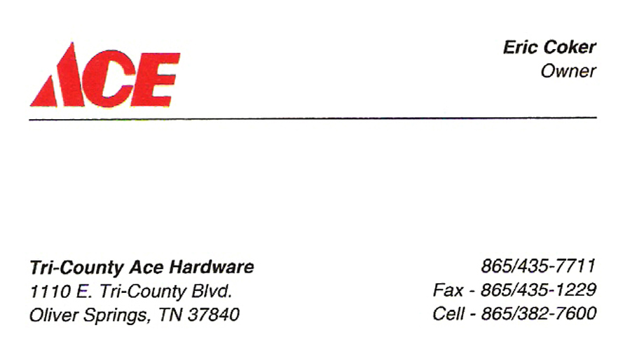 Tri-County Ace Hardware