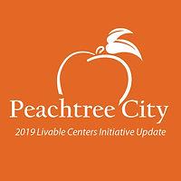 Ptree City logo2_white on orange back.jp