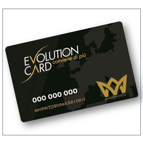 Evolution Card Vip